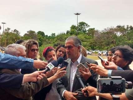 Governador diz que estudos  avaliam o que vai ser melhor para MSGás