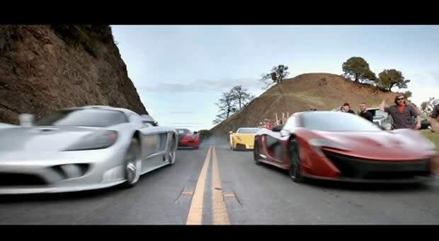 Jogo 'Need For Speed' vira filme; veja o trailer