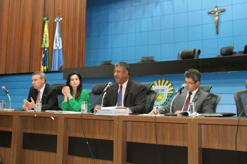 CPI do Genocídio terá estudiosos sobre povos indígenas (Foto: Wagner Guimarães/ALMS)