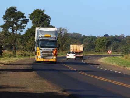 Em pleno fim de ano, rodovias federais que passam por MS estão sem radares