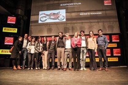 Equipe BMW Motorrad Brasil. (Foto divulgação)