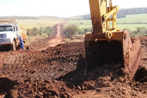 Mudança permite uso do Fundersul para projetos de pavimentação
