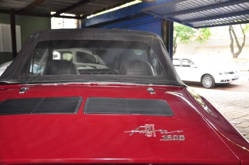 Puma GT 1600. Foto: João Garrigó