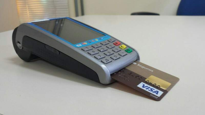 Juros do cartão de crédito foi de 453,74% ao ano. (Foto: Renata Volpe)