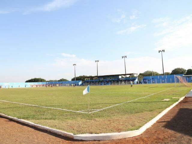 Estádio Jacques da Luz receberá competição para meninos de até 13 anos no fim de semana (Foto: Paulo Francis/Arquivo)