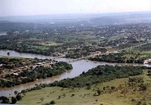 Rio Taquari sofre processo de degradação. (Foto: Divulgação)