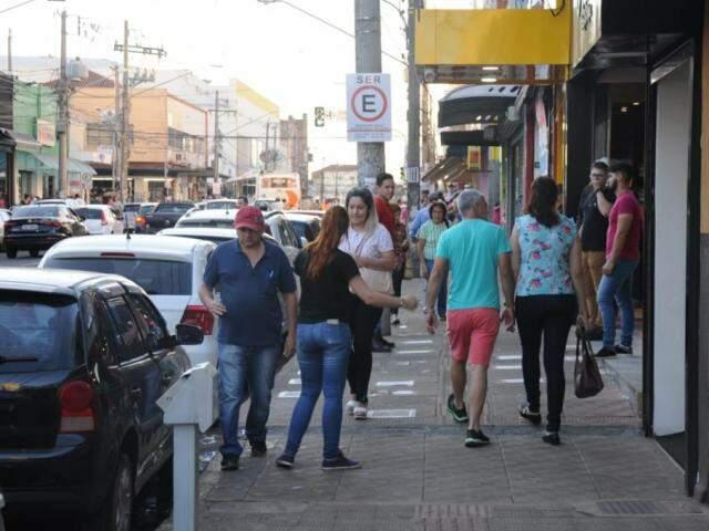 Campo Grande fechou o mês com saldo negativo de 171 vagas (Foto: Paulo Francis)