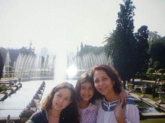 Louise, Marjorie e Elda descobriram que as três possuem a doença e que ela é hereditária. (foto: Acervo Pessoal)