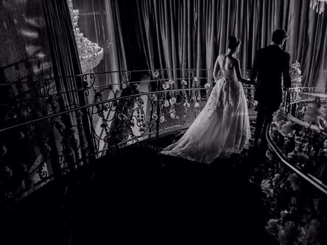 """Mãe insistiu """"muito"""" e noiva encontrou cenário perfeito para casamento"""
