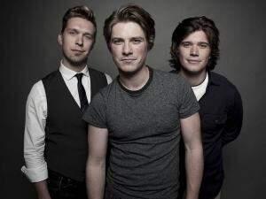 E o trio nos dias atuais. (Foto: Divulgação)