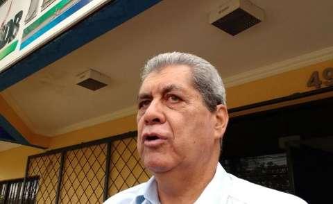 Em reunião do PMDB, Puccinelli diz que só sai candidato se for ao governo