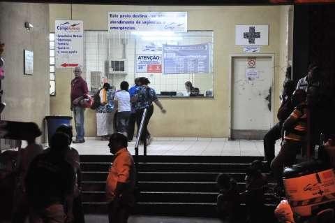 Falha em escala deixa posto do Guanandi sem médicos