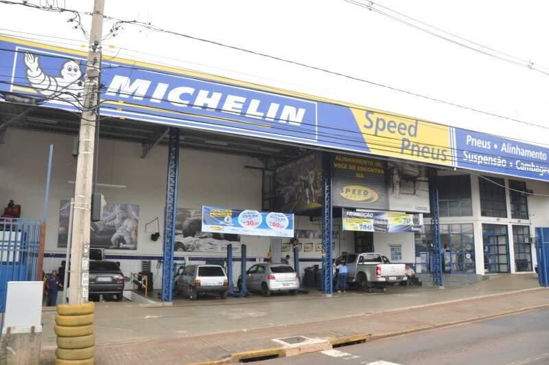 Rede tem lojas em Campo Grande e Cuiabá, sempre com novidades para atender os clientes. (Foto:Marcelo Calazans)