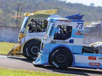 Ingressos para Copa Truck são vendidos em pontos físicos da Capital