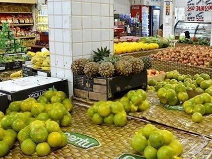 Falta alimentos em supermercados com protesto de caminhoneiros