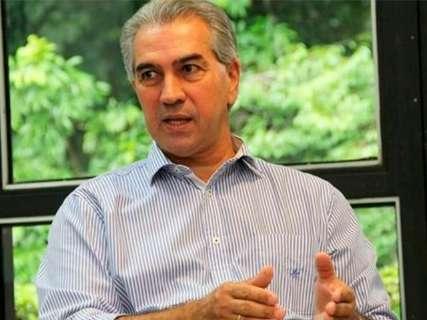 Reinaldo diz que conclusão do Aquário do Pantanal depende da Justiça