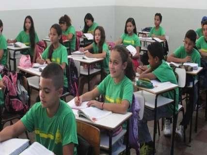 Matrícula de novos alunos da Rede Estadual de Ensino já pode ser feita