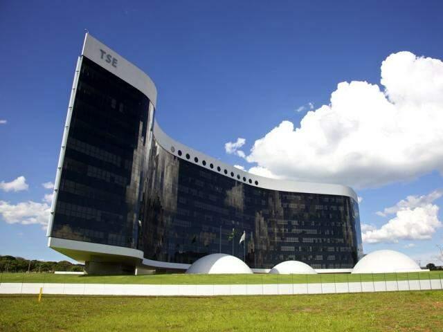 Sede do TSE (Tribunal Superior Eleitoral) em Brasília (Foto: Divulgação - TSE)