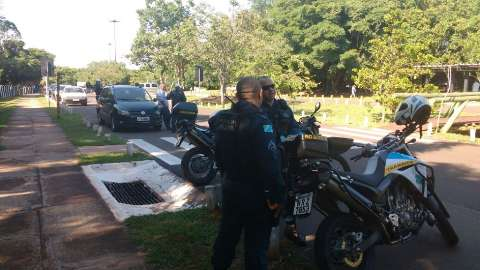 Parque dos Poderes tem segurança reforçada em dia de votação da reforma