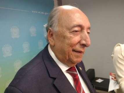 Reinaldo elogia Pedro Chaves e aguarda senador e o PRB na campanha