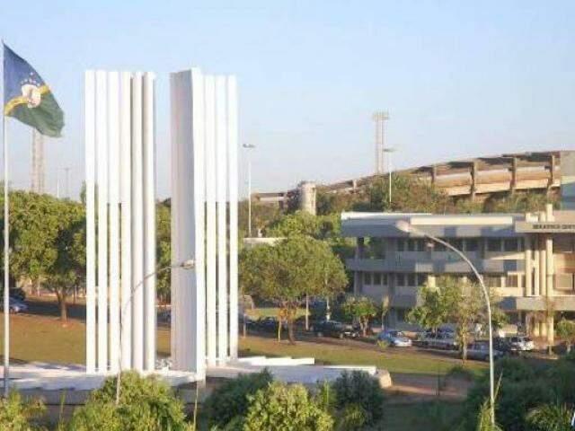 Paliteiro, o símbolo da UFMS.