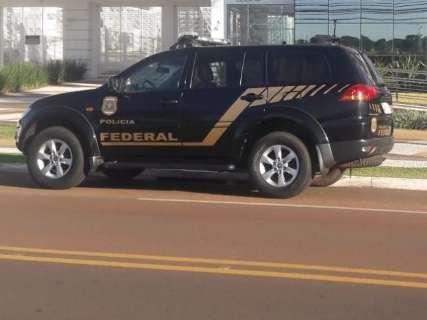 Polícia Federal faz buscas em condomínio do empresário João Baird