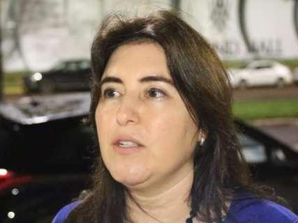 """Após eleição, Simone Tebet afirma que MDB precisa """"ressurgir das cinzas"""""""