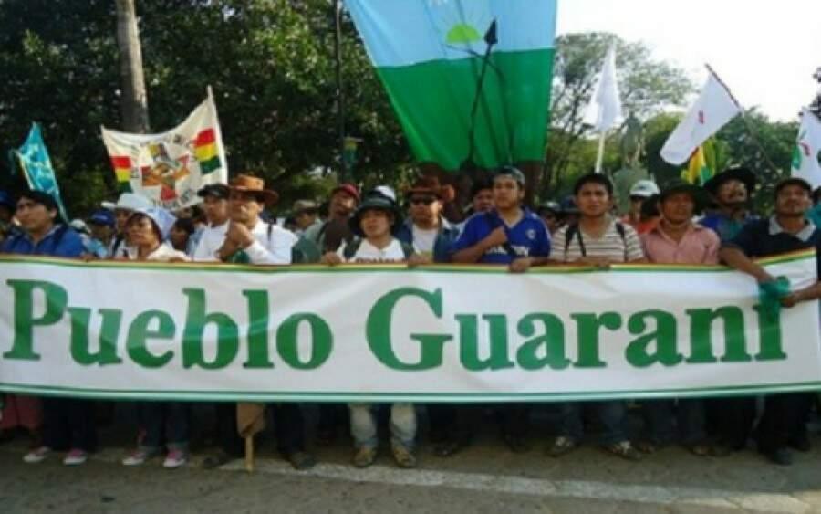 O primeiro município guarani não fica no Paraguai
