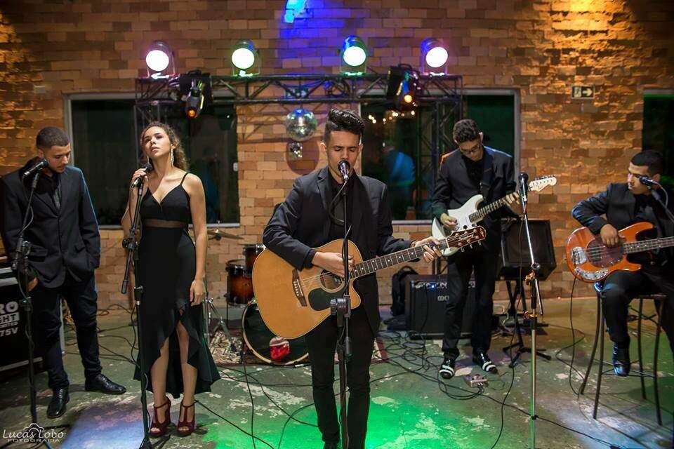 A banda Transformados participou da premiação que ocorreu em 2018 (Foto: Arquivo pessoal)