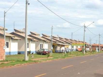 Sorteio dos 30 terrenos no loteamento Bosque das Araras é adiado
