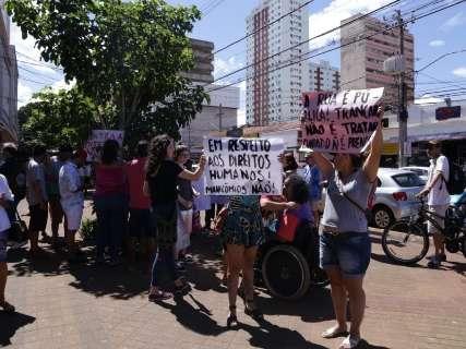 """""""Fere direitos fundamentais"""", diz 3ª entidade contra internação compulsória"""