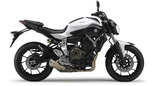 Yamaha MT-07 chega ao Brasil por R$ 26.990