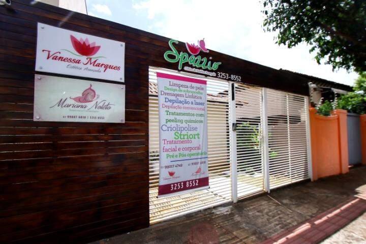 Clínica fica na Rua Sebastião Lima, 782 , Bairro Monte Líbano.