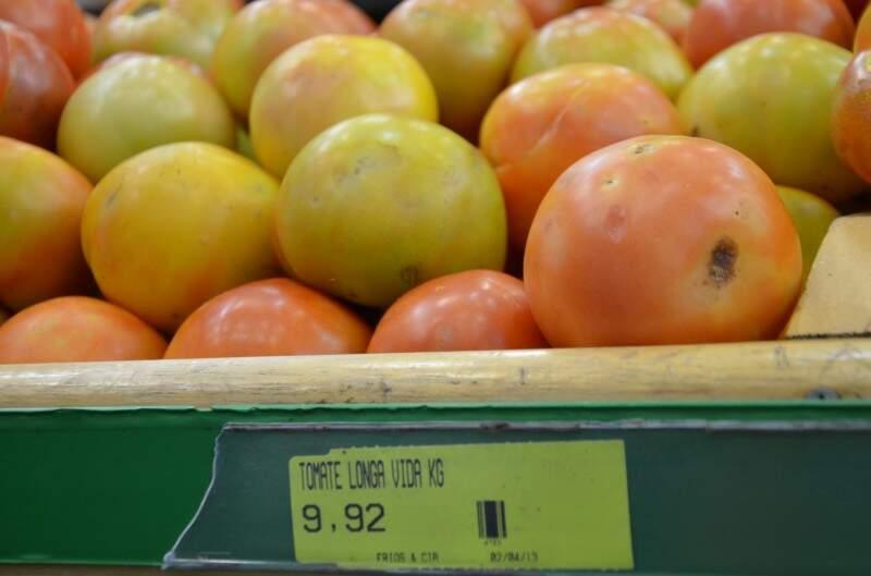 Valor do produto já equivale a dois quilos de costela (Vanderlei Aparecido)