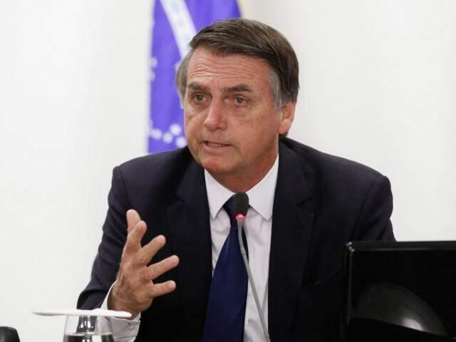 Presidente Jair Bolsonaro tem quase 39% de aprovação (Foto: Alan Santos/PR)