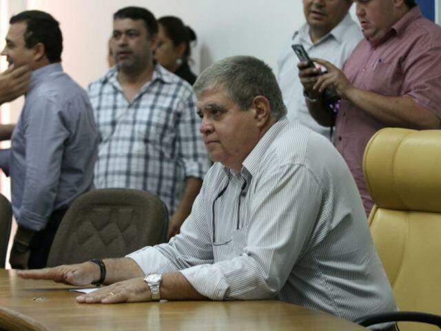 Ministro da secretaria de Governo, Carlos Marun. (Foto: Arquivo).