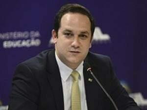 Sartori é filiado ao DEM, professor da UFGD e ocupa cargo no Ministério da Educação (Foto: MEC/Reprodução)