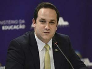 Sartori é filiado ao DEM, mas Zauith afirma que nomeação não tem viés político. (Foto: MEC/Reprodução)
