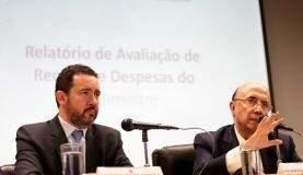 Ministros do Planejamento, Dyogo de Oliveira, e da Fazenda, Henrique Meirelles (Foto: Arquivo/Wilson Dias/Agência Brasil)