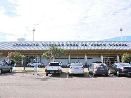 Aeronave da PF que fez pouso forçado na Capital transportava US$ 2,4 milhões