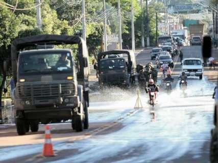 Força-tarefa vai atuar para reduzir estragos das chuvas em 3 municípios