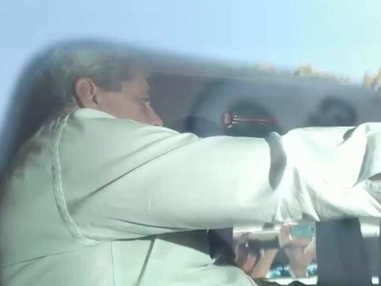Ex-governador, André Puccinelli está preso desde 20 de julho.