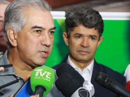 """""""Objetivo é proteger mananciais"""", diz Reinaldo sobre Rio da Prata e Formoso"""