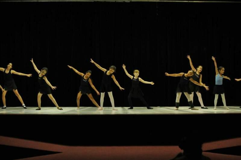 Entrelaços será o espetáculo em comemoração aos 30 anos do Só Dança Auxiliadora. (Foto: Alcides Neto)