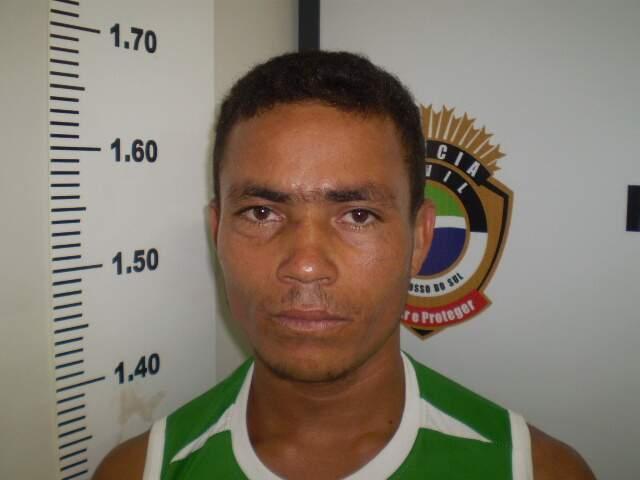 Jadson foi indiciado por homicídio doloso cometido na madrugada de domingo. (Divulgação Polícia Civil)