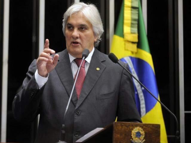 Ex-senador Delcídio do Amaral (Foto: Divulgação/Agência Senado)