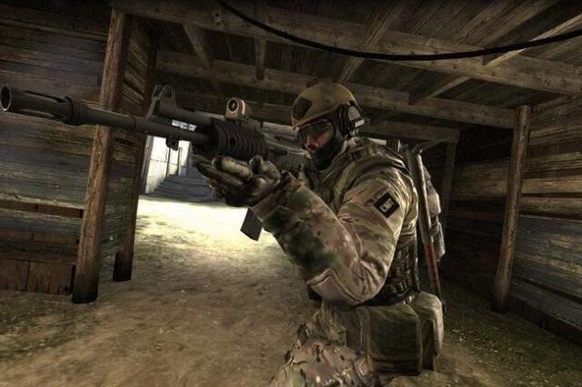 Counter Strike Go é um dos grandes esports.