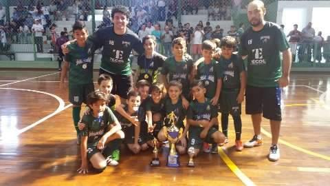 Com 50 equipes, 26ª Copa Pelezinho de futsal define tabela nesta segunda