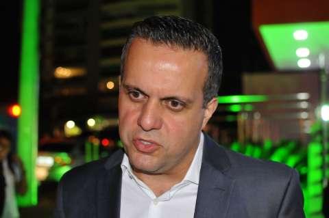 Ayache reafirma que não será vice de Rose e evita racha em bloco do PMDB