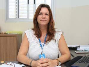 Alexandra Pinho, professora doutora e pesquisadora da UFMS. (Foto: Marina Pacheco)